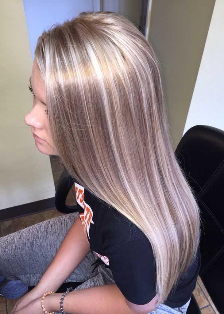 Мелирование на темные волосы: лучшие варианты, фото
