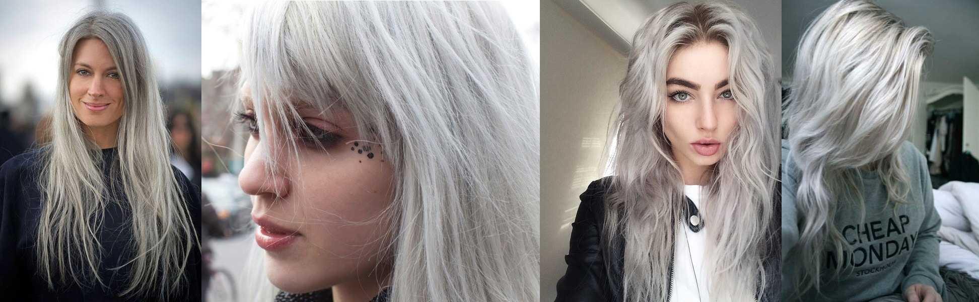 Как покраситься в платиновую блондинку и не испортить волосы