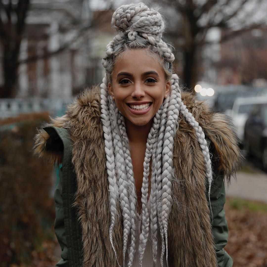 Женские дреды: 40 фото с прическами на коротких и длинных волосах