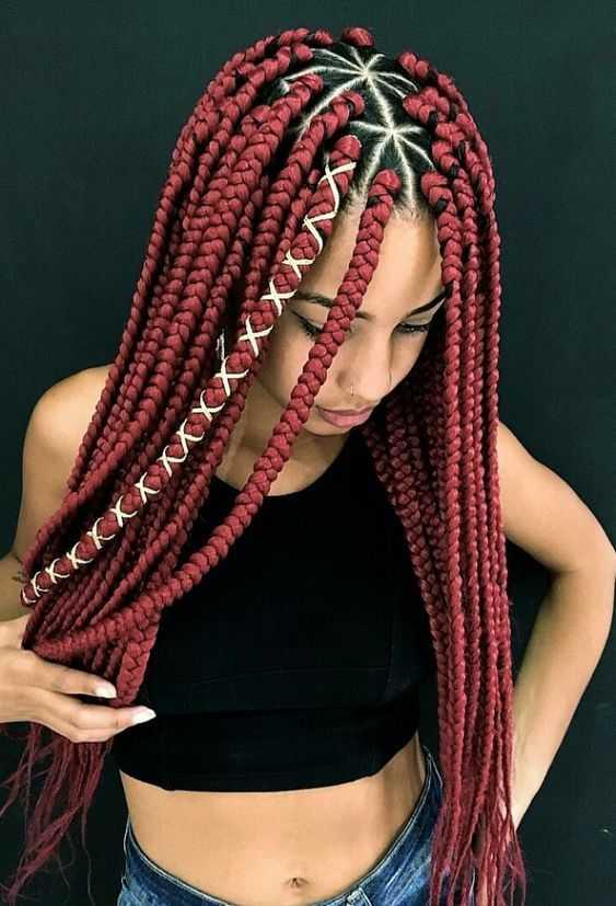 Афрокосы на короткие волосы: оригинально меняем имидж