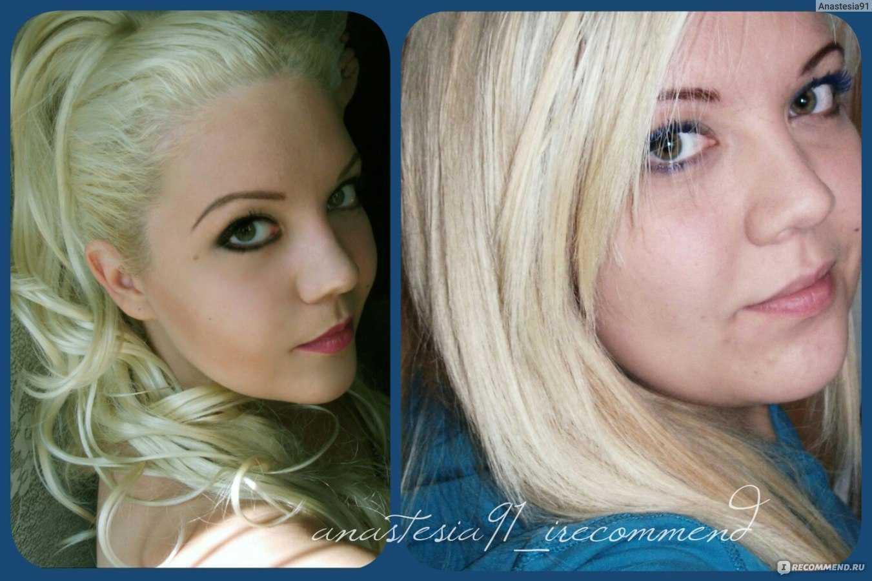Как покраситься в блондинку: обзор средств и способов. как безопасно перекраситься из брюнетки в блондинку