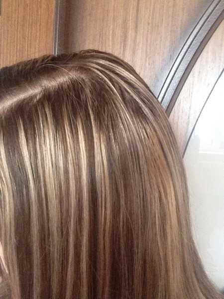 Мелирование краской – как сделать порошок и средство для волос в домашних условиях