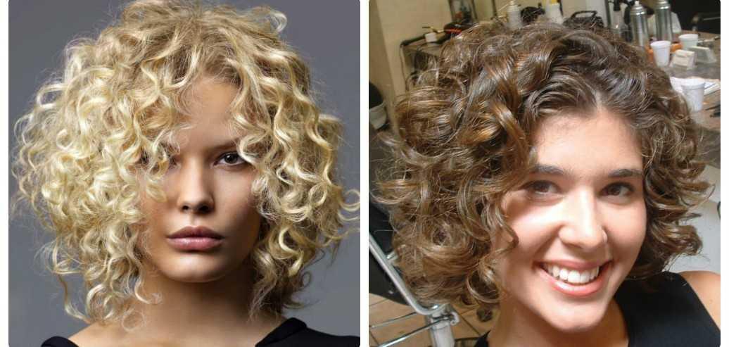 Карвинг — лёгкая химическая завивка волос
