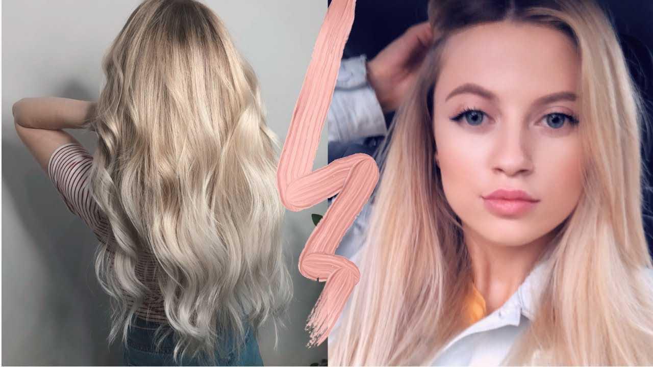 Как выйти из русого в блонд за 5 простых шагов