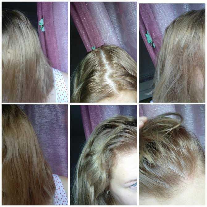 Убираем рыжину с волос после неудачного окрашивания