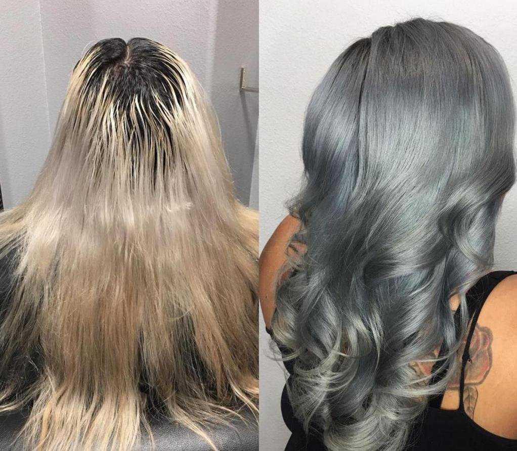 Как убрать рыжину с волос самостоятельно?