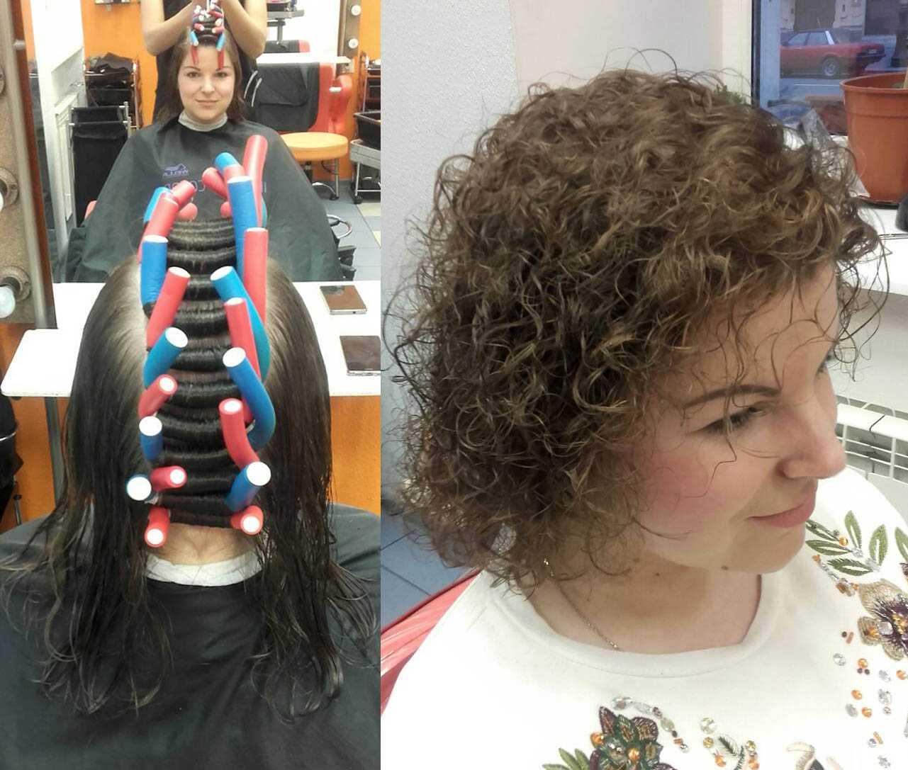 Биозавивка волос: мифы и реальность