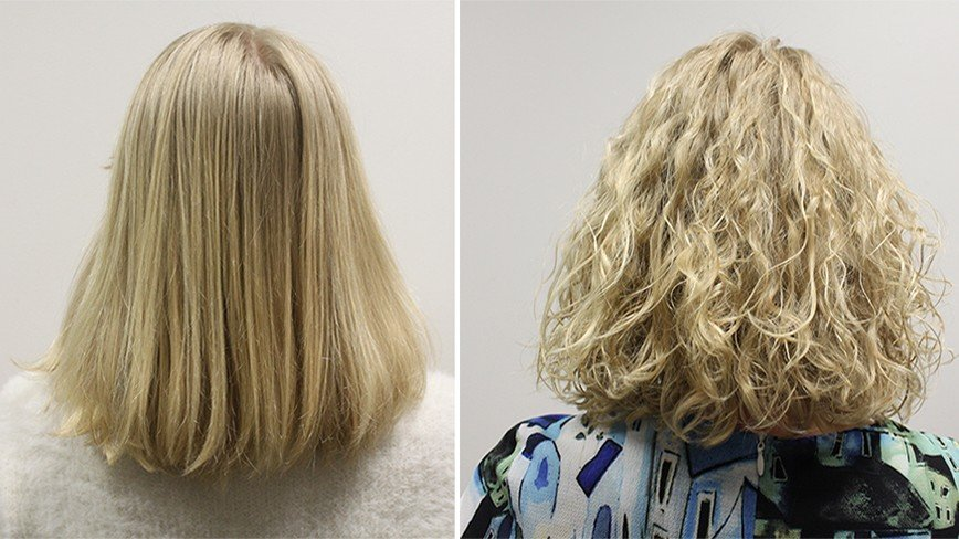 Карвинг на длинные, средние и короткие волосы
