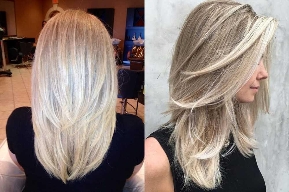 Стильная стрижка каскад: на короткие, средние, длинные волосы, с челкой + 115 фото