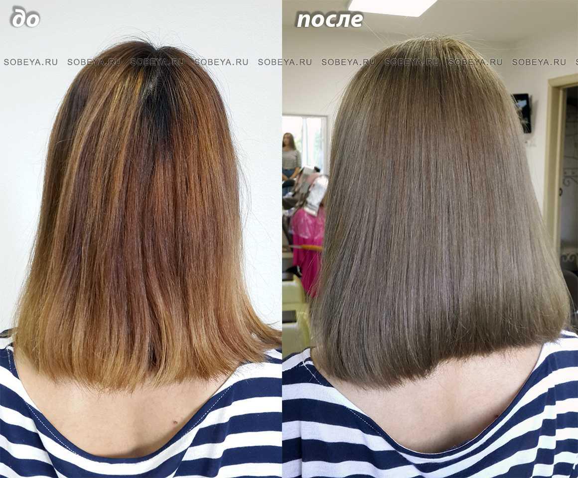 Можно ли убрать желтизну волос после неудачного обесцвечивания и какими средствами это сделать?