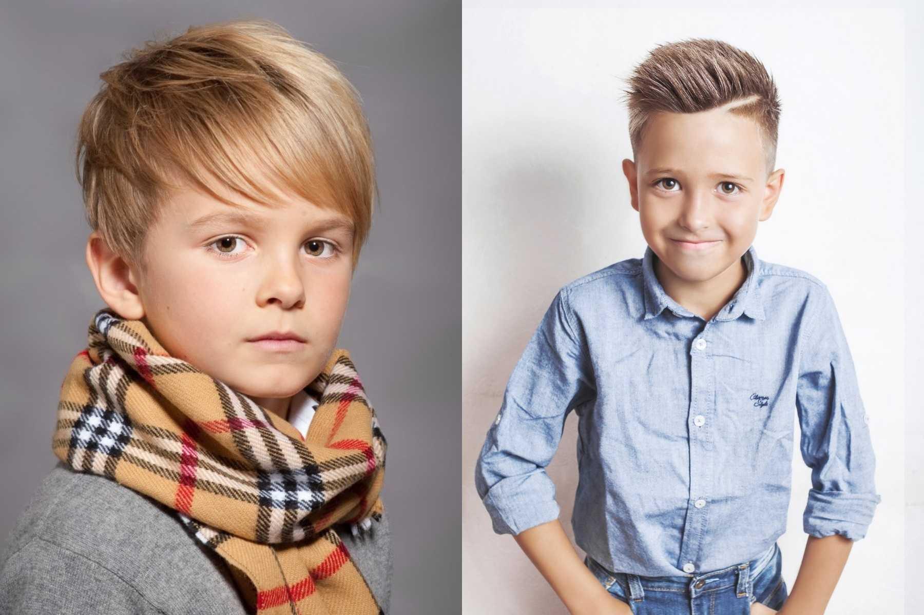 Модные причёски 2020 мужские для подростков
