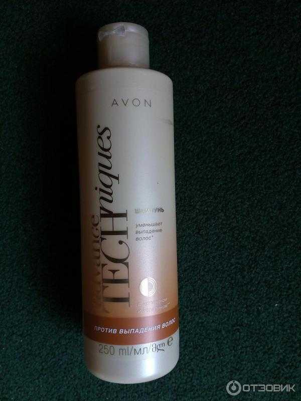 Шампунь против выпадения волос avon сухой шампунь от эйвон
