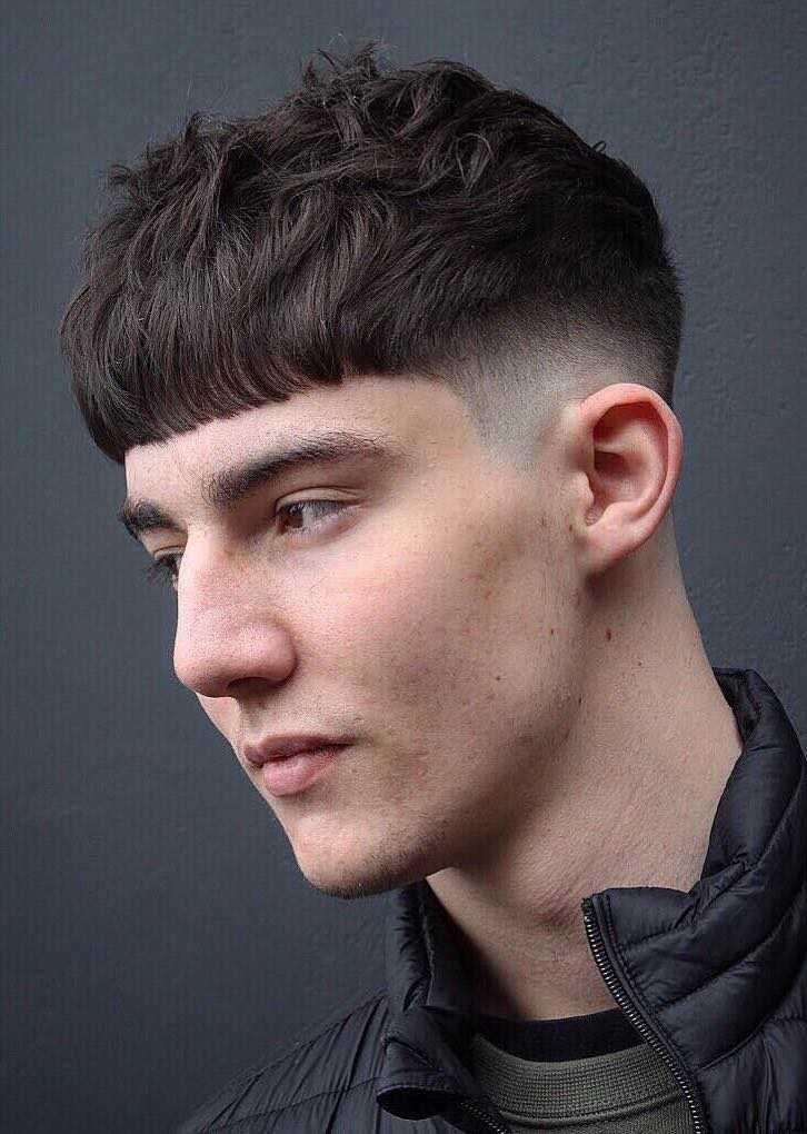 Мужские стрижки с выбритыми висками: 17 фото идей стрижек и обзор средств для укладки