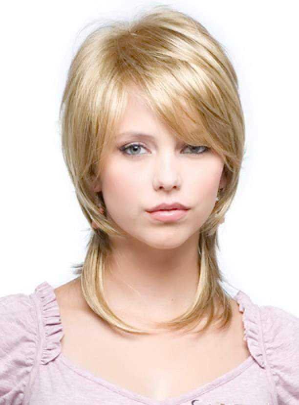 Укладка волос на стрижку каскад