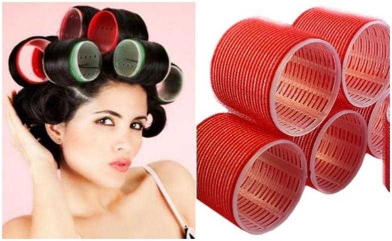 Бигуди для объема у корней. как сделать волосы объемными с помощью бигуди