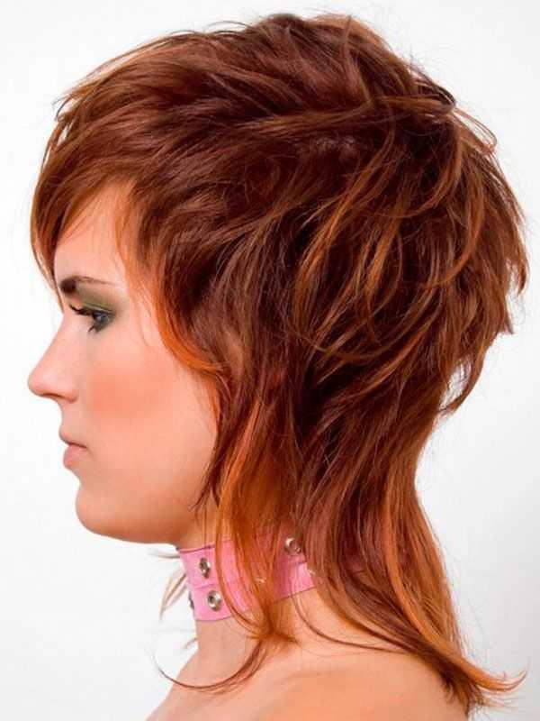Популярная женская стрижка каскад фото