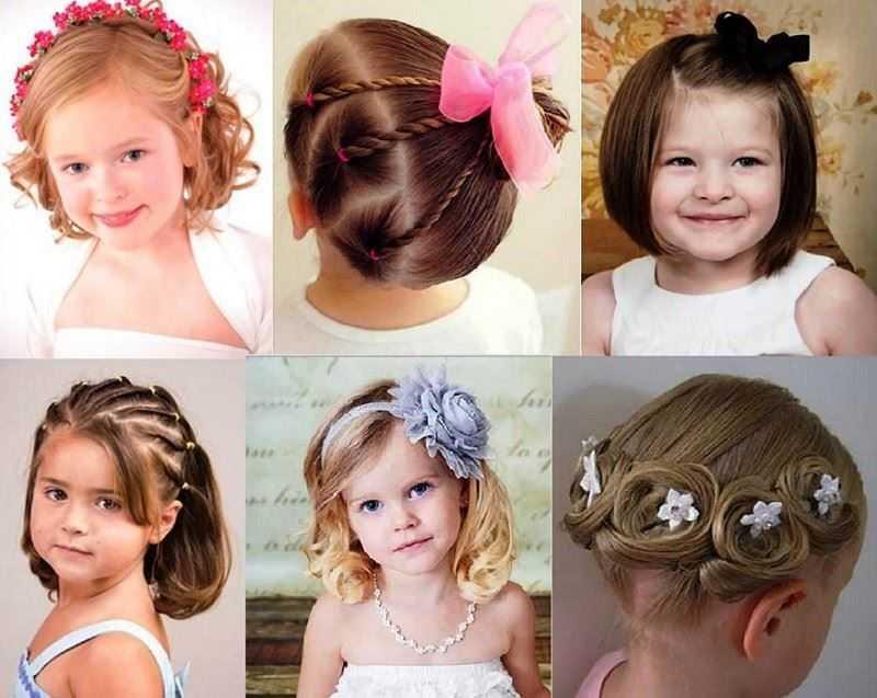Делаем прическу на длинные волосы на выпускной бал в детский сад