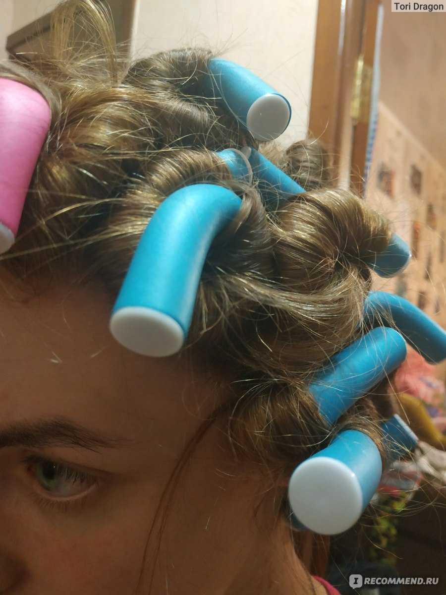 Как накрутить волосы девочке на утренник?