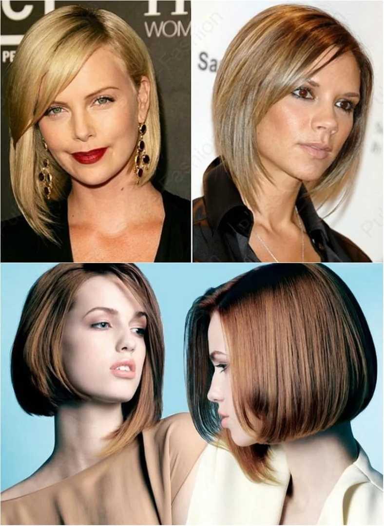 Стрижка каре — 68 фото красивых и удобных вариантов на средние и короткие волосы