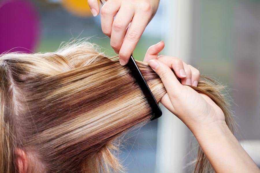 Покупаем краску для мелирования волос в домашних условиях