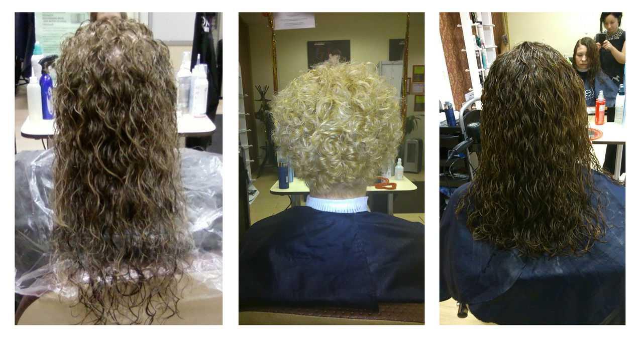 Биозавивка волос в домашних условиях пошаговая инструкция