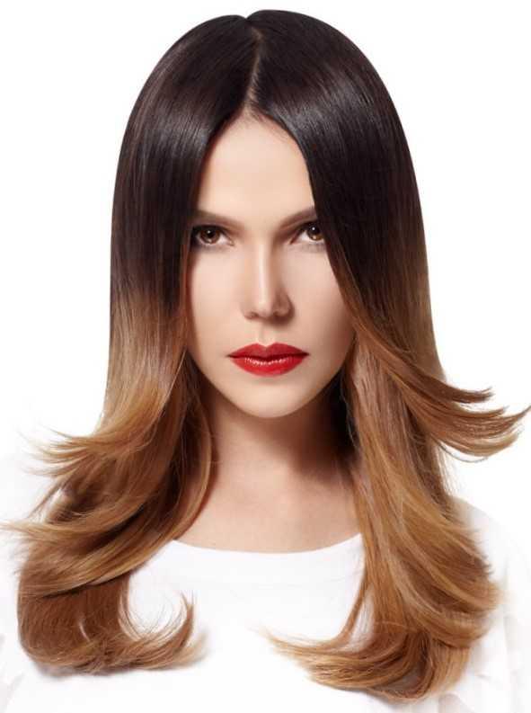 Градуированная (многослойная) стрижка: подходит почти всем + примеры для коротких, средних и длинных волос (30 фото)