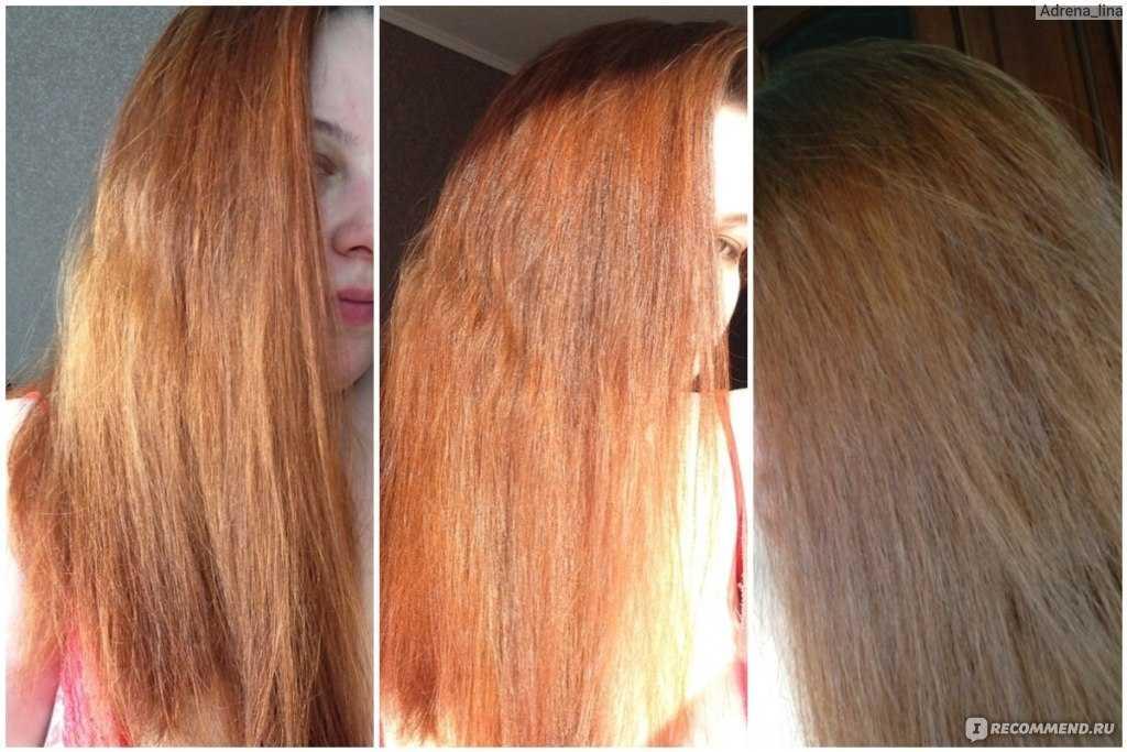 Как избавится от рыжего цвета волос в домашних условиях. убираем рыжину с волос: как это сделать правильно