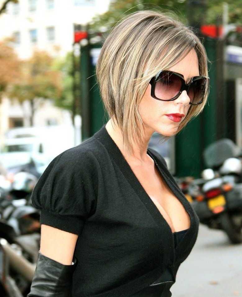 Стрижка боб-каре с удлинением: модный тренд (фото)