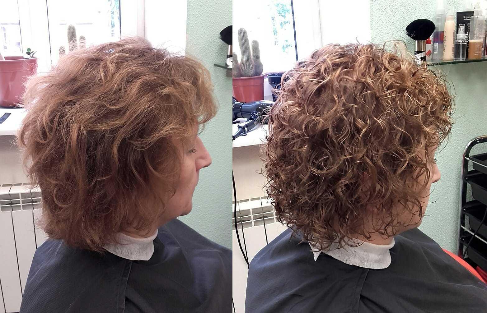 Все секреты биозавивки волос