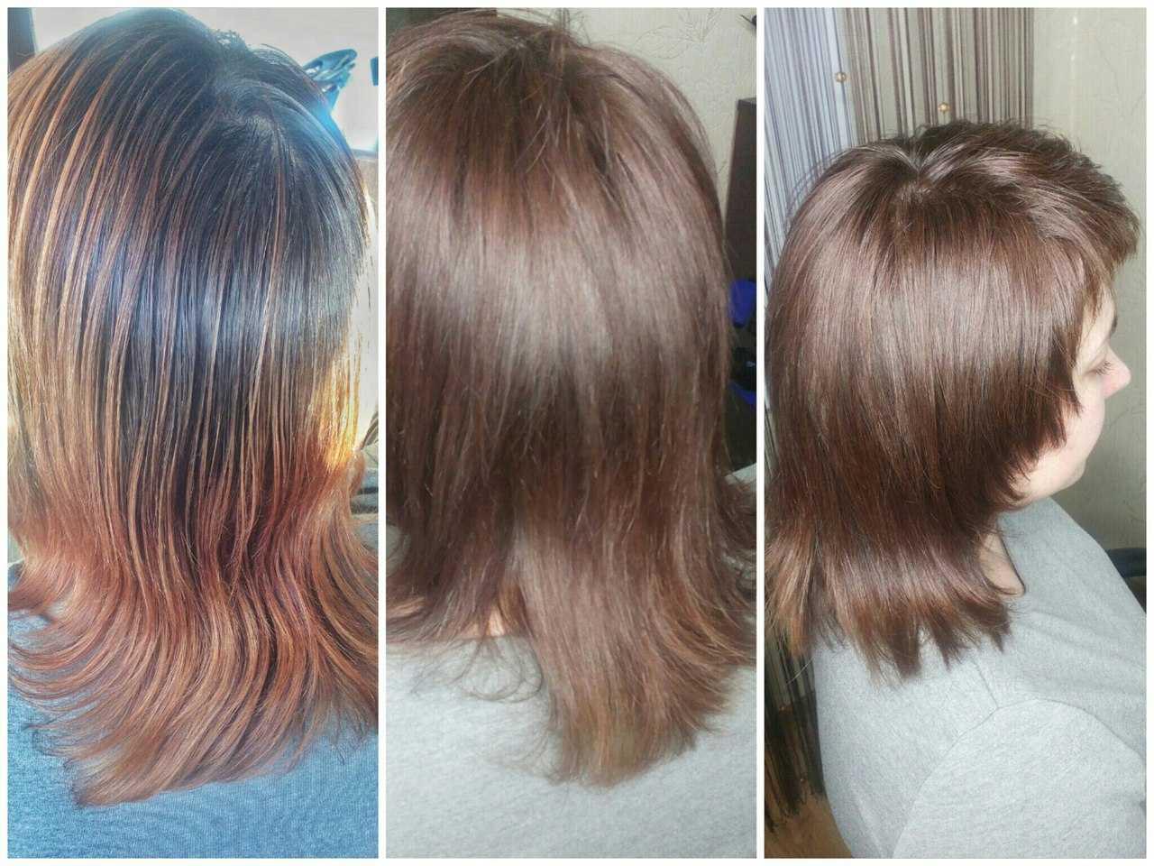 Краска для волос без оттенка рыжего. краска для седых волос. как покрасить волосы без рыжины?