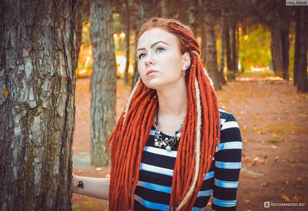 Дреды женские на короткие волосы: фото. как делают дреды