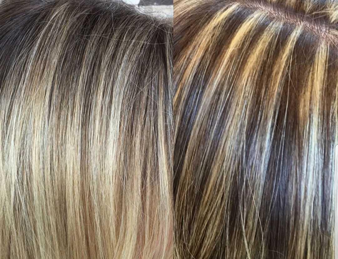 Краска для мелирования волос в домашних условиях: обзор, особенности выбора, описание технологии окрашивания