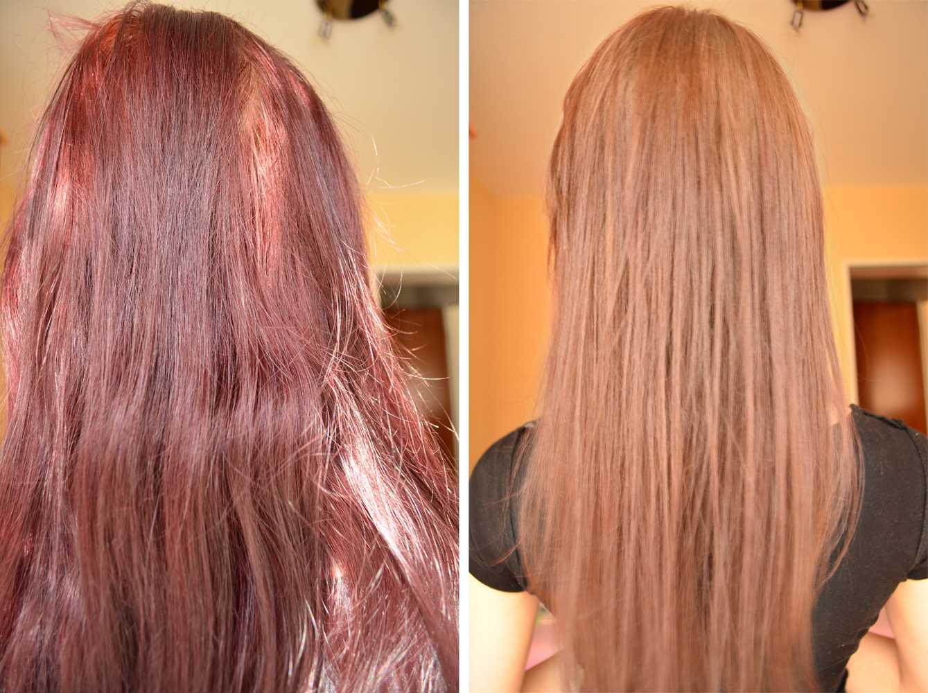 Как убрать рыжину с волос после окрашивания: 5 способов от стилистов