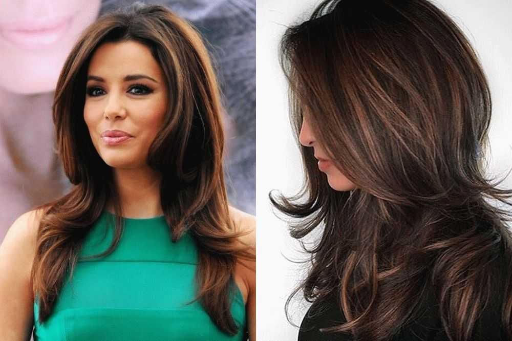 Градуированные стрижки волос: как создать стильный образ обладательницам коротких, средних и длинных волос