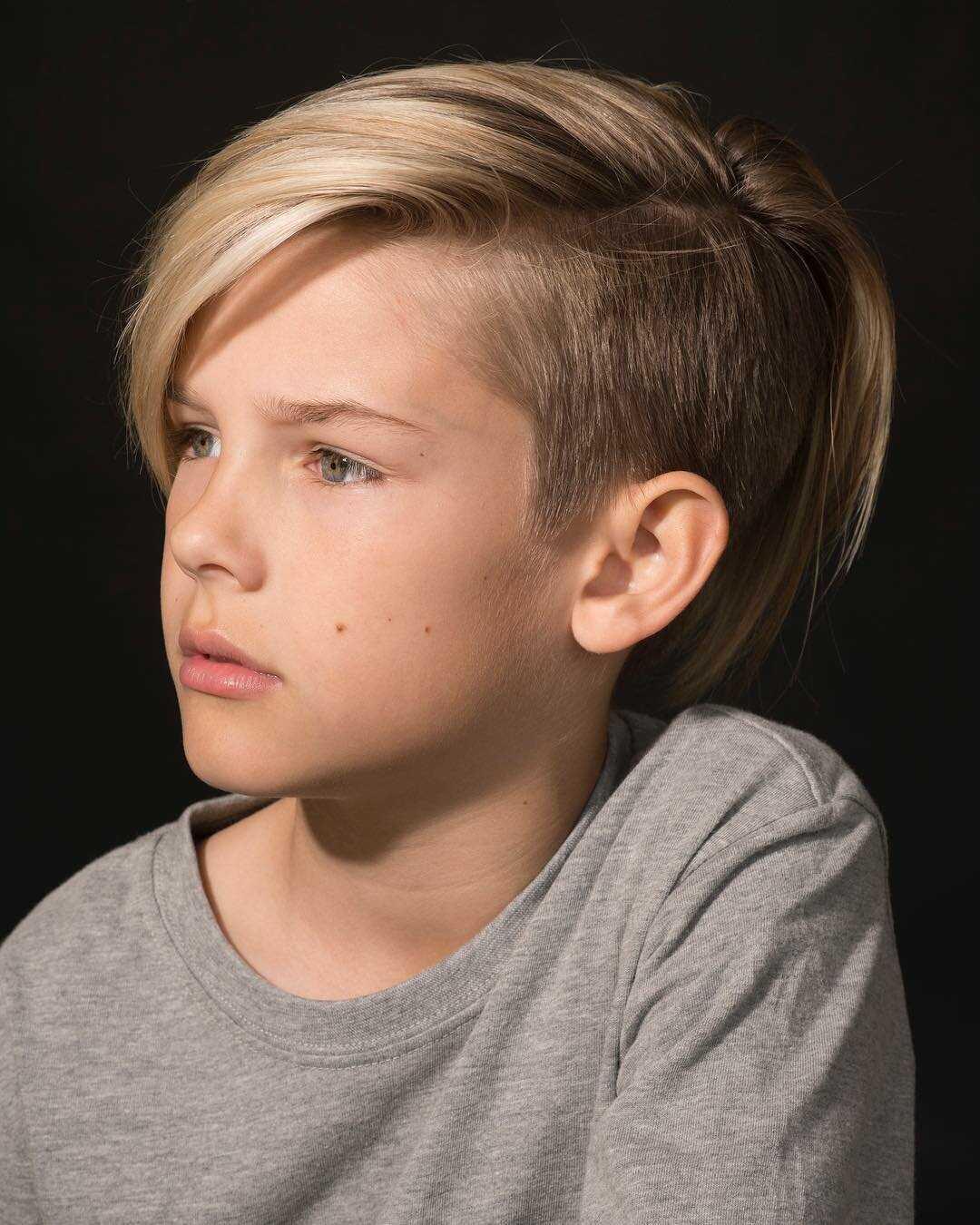 Модные прически для мальчиков 14-15 лет 2020 фото