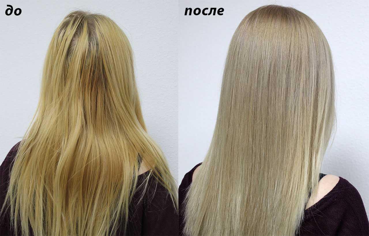 Как грамотно и безопасно убрать рыжину с волос?