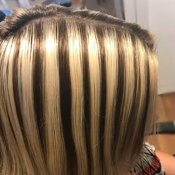 Мелирование обычной краской для волос. какой краской лучше осветлять волосы и делать мелирование? порошок для мелирования игора от schwarzkopf